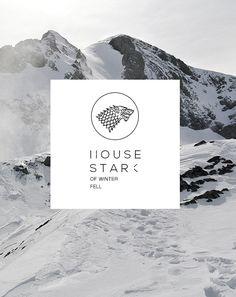 House Stark of Winterfell #got #asoiaf