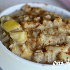 Apple Pie Oatmeal Recipe - ZipList