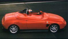 Alfa Romeo Monoposto Spider, 1998