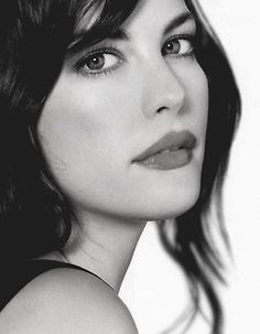 Liv Tyler...To me she will always be arwen from lord of the rings
