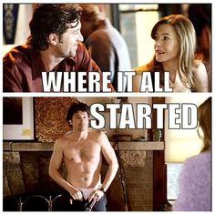 - Grey's Anatomy