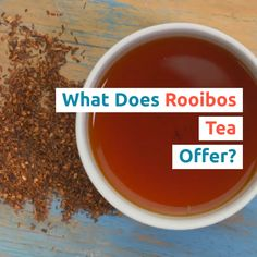 Rooibos is a delicious caffeine-free tea/coffee alternative, but does it have any potential benefits?  The video presents a brief summary.  Or see the full article for more on rooibos tea and its taste, composition, potential pros and cons, and research f