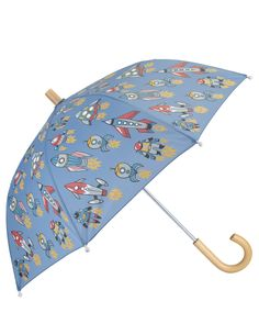 Hatley Kids Umbrella - Retro Rockets