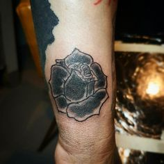 Lil rose on @therevbarbershop  #art #tattoo #tattoos #tattooshop #provo #utah #artofchasehenson
