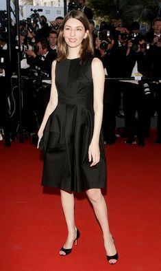 Sofia Coppola - Cannes - 'Volver' Premiere