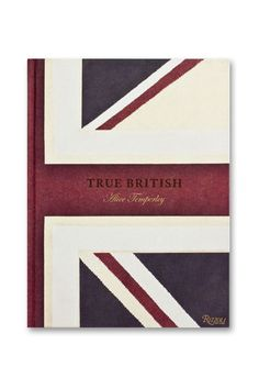 In this case, a book I want to look through... seems to be full of amazing fashion and photography - Alice Temperly: True British £40