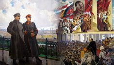 Art in the Soviet Union was tightly controlled. The state-sanctioned artistic style became known as Socialist Realism. Read on to discover more about this style.