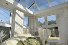 Bespoke Orangeries and Orangery Design - A Unique Living Space. We pride ourselves on working with customers to combine their needs with an orangery design Orangery Roof, Orangery Conservatory, Conservatory Design, Roofing Systems, Double Glazed Window, Roof Design, Nottingham, Windows And Doors, Bespoke