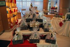 Gift Baskets at our Spa  www.spaathiltonsuites.com