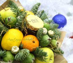 Gallery.ru / Фото #62 - Букеты из фруктов - AnastasiyaSidorenko