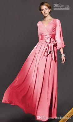Cheap Bridesmaid Dress - Discount Purple Gold Satin Bridesmaid Dresses V Neck Purple Online with $82.11/Piece | DHgate