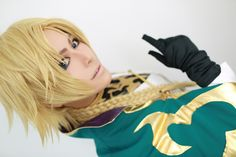 Gino Weinberg(Code Geass: Lelouch of the Rebellion R2) | 8nosuke - WorldCosplay