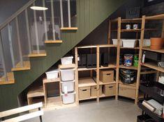 Une visite chez IKEA peut aussi vous donner des idées pour l'aménagement des espaces