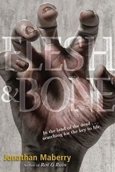 Flesh & Bone (Benny Imura #3) by Jonathan Maberry (release date: Sept. 11, 2012) - I loved the first two books in this series, and I can't wait for this one. It's definitely one of my favourite zombie series. :)