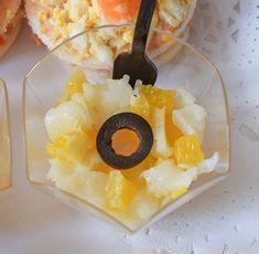 CANAPÉS Y APERITIVOS, ¡5 nuevas RECETAS! Canapes Salmon, Tapas, Finger Foods, Pineapple, Menu, Cheese, Fruit, Ethnic Recipes, Pasta
