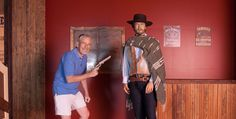 Photos with Clint Eastwood Wax Museum Myrtle Beach Attractions, Myrtle Beach Resorts, Wax Museum, Clint Eastwood, South Carolina, Travel Tips, Hollywood, Photos, Pictures