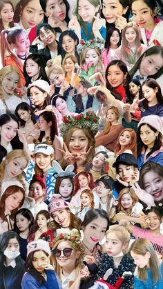 Twice wallpapers✔✨ - Funny Twice wallpapers - Wattpad Kpop Girl Groups, Korean Girl Groups, Kpop Girls, Nayeon, Signal Twice, Warner Music, Twice Group, Twice Fanart, Twice Album