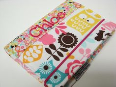 Watermelon Forest Life - Crayon Wallet - Personalization Available on Etsy, $14.88