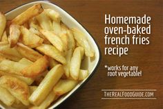 French fries - Burgers