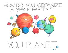 POOR PLUTO DOWN IN TO CORNER I WILL INVITE YOU TO ALL MY PARTIES I SWEAR