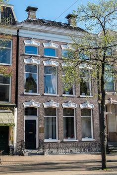 Gedempte Zuiderdiep 38 - gemeentelijke Monument in Groningen (City) - Holland