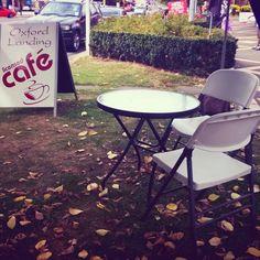 Café in Tirau town