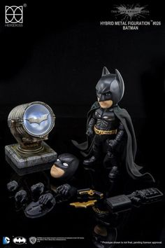 Gaze Into the Cold, Dead Eyes of This Tiny Batman