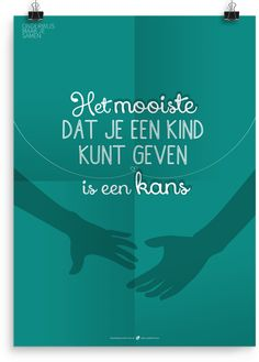 Prikkelende Posters Archief - Onderwijs Maak Je Samen Montessori Quotes, Best Quotes, Love Quotes, Teachers Be Like, Coaching, Teaching Quotes, Dutch Quotes, Kindness Quotes, School Quotes