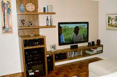 Home Theater Residencial