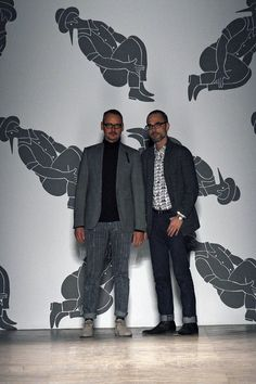 Victor & Rolf, their design for fall 2013 is fabulous...