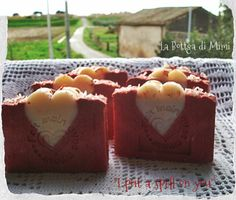 """"""" I put a Spell on you""""  My Natural Soap Sapone Artigianale Naturale Vegan"""