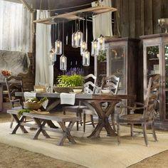Hooker Furniture Leesburg Martini Table  538180117 Durable Unique Willow Dining Room Menu Design Inspiration