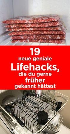 """19 neue geniale Lifehacks, bei denen du sagst: """"Warum habe ich das nicht früher gewusst?"""""""