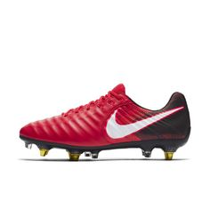 factory price 1debb a5bee NATURAL COMMANDThe Nike Tiempo Legend VII Anti-Clog SG-PRO Soft-Ground  Soccer Cleat combines lightweight Flyknit with premium kangaroo leather for  a ...