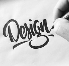 Design #Lettering