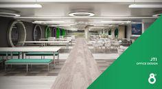 Client:  JTI   Head office redesign Retail Design