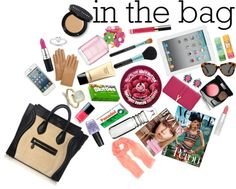 """in the bag"" by diaryofajewishprincess on Polyvore"