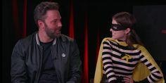 Deathstroke Actor Joe Manganiello Roots For Anna Kendrick to Play Robin