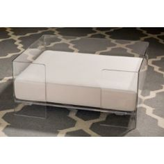 lucite dog bed | products i love | pinterest | dog beds, dog and