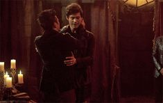 I thought I'd never see you again. Shadowhunters Malec, Shadowhunters The Mortal Instruments, Cassandra Clare, Never See You Again, Magnus And Alec, Love Always Wins, Matthew Daddario, Alec Lightwood, Family Is Everything