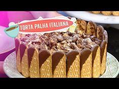 Torta palha italiana por Fernando de Oliveira - YouTube 63cf4dcec87