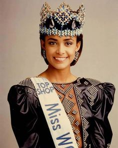 Miss world (TRINIDAD AND TOBAGO)