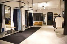 Nudie Jeans Repair Shop, Berlin – Germany » Retail Design Blog