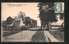 remarquable-CPA-Chennevieres-sur-Marne-Chemin-du-Belvedere