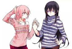 Homura x Madoka
