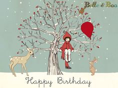 Belle & Boo birthday card by Mandy Sutcliffe Happy Birthday Illustration, Book Illustration, Illustrations, Vector Design, Design Art, Belle And Boo, Line Art, Birthday Cards, Birthday Ideas