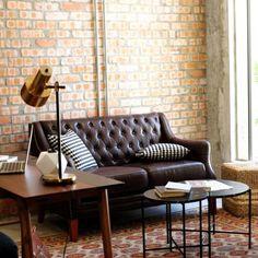 Sofas - ruma 3 Seater Sofa, Sectional Sofa, Sofas, Living Furniture, Home Furniture, Target Living Room, Vintage Sofa, Sofa Design, Seat Cushions