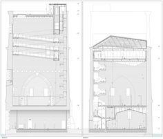 Map Studio > Proyecto de recuperación de la Torre di Porta Nuova, Arsenale di Venezia | HIC Arquitectura