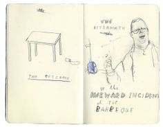 Moleskine by David Fullarton