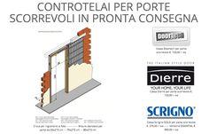 #OFFERTA #CANTIERE #RISTRUTTURAZIONI #PRONTACONSEGNA  #controtelai per #porte #scorrevoli misure #standard anta da 60x210 cm - 70x210 cm - 80x210 cm #casse in #ProntaConsegna #CompraSubito #ritiro #prezzi economici  Cassa #Scrigno Gold = €. 270,00 + iva Cassa #Scrigno #Essential = €. 390,00 + iva Cassa #Dierre = €. 150,00 + iva Cassa #Doortech = €. 150,00 + iva  Compra e ritira subito! Showroom in Via Salvatore Barzilai 85 - 00173 - Roma